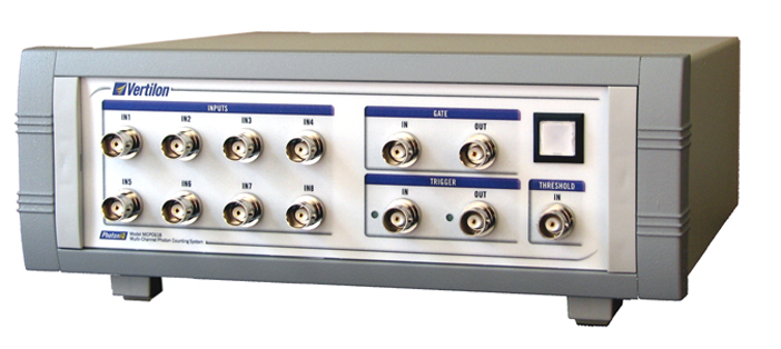 SiPM & PMT Photon Counting System