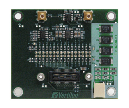 Linear PMT Interface Boards