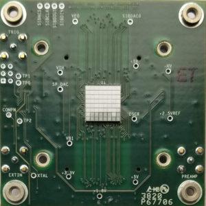 SIB1064 Sensor Interface Board for Hamamatsu S13615-1025N-08